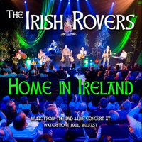 Cover of the track Home in Ireland