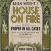 Cover of the album House on Fire