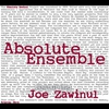 Couverture de l'album Absolute Zawinul