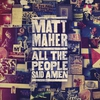 Cover of the album All the People Said Amen (Live)