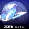 Couverture de l'album Live It Now