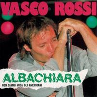 Cover of the track Albachiara: Non siamo mica gli americani