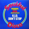 Couverture de l'album Don't Stop - EP