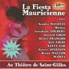 Couverture de l'album La Fiesta Mauricienne - 10e anniversaire, vol. 2 (Au Théâtre de Saint-Gilles)