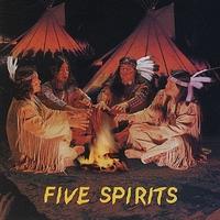 Couverture du titre Five Spirits