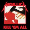 Cover of the album Kill 'em All