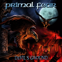 Cover of the track Devil's Ground