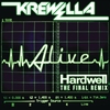 Cover of the album Alive (Hardwell Remix) - Single