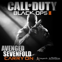 Cover of the track Carry On (Call of Duty: Black Ops II Version) - Single