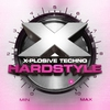 Cover of the album Hardstyle (X-Plosive Techno)