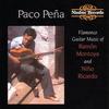 Couverture de l'album Flamenco Guitar Music of Ramon Montoya and Nino Ricardo
