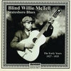 Cover of the album Statesboro Blues: The Essential Recordings of Blind Willie McTell