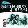 Cover of the album Quarteto em cy