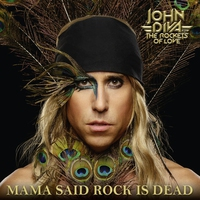 Cover of the track Mama Said Rock Is Dead