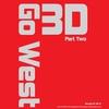Couverture de l'album 3D, Pt. 2 - EP