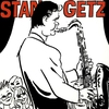 Couverture de l'album Masters of Jazz - Stan Getz & the Woody Herman Orchestra