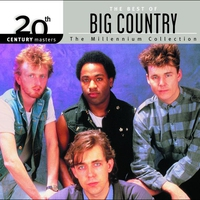 Cover of the track 20th Century Masters - The Millennium Collection: The Best of Big Country