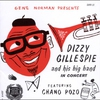 Cover of the album Dizzy Gillespie and His Big Band in Concert (Live)