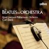 Couverture de l'album The Beatles for Orchestra