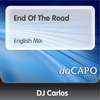 Cover of the album End of the Road - Single