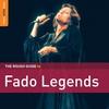 Couverture de l'album Rough Guide To Fado Legends