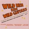 Couverture de l'album Wild Men Ride Wild Guitars (Original Rockabilly and Chicken Bop! Volume 1)