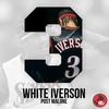 Couverture de l'album White Iverson - Single