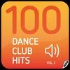 Couverture de l'album 100 Dance Club Hits, Volume 2
