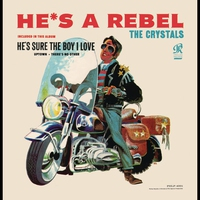 Cover of the track He's a Rebel