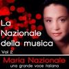 Cover of the album La Nazionale della musica, una grande voce italiana, vol. 2