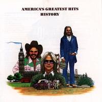 Couverture du titre America's Greatest Hits - History