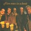 Couverture de l'album Five Men in a Boat