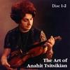 Couverture de l'album The Art of Anahit Tsitsikian Disc 1 and 2
