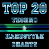 Cover of the album Top 20 Techno & Hardstyle Charts