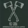 Couverture de l'album Borreroak baditu milaka aurpegi