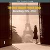 Couverture de l'album The Best French Vintage Songs Volume 1
