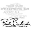 Couverture de l'album The Writer's Collection