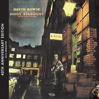 Cover of the track The Rise and Fall of Ziggy Stardust and the Spiders From Mars