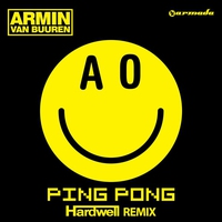 Cover of the track Ping Pong (Hardwell Remix) - Single