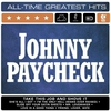 Cover of the album All-Time Greatest Hits: Johnny Paycheck (Re-Recorded Versions)