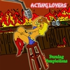 Cover of the album Burning Temptations