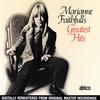 Couverture de l'album Marianne Faithfull's Greatest Hits