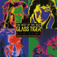 Cover of the track Best of Glass Tiger Air Time