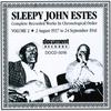 Cover of the album Sleepy John Estes Vol. 2 (1937 - 1941)