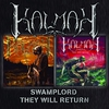 Cover of the album Swamplord / They Will Return