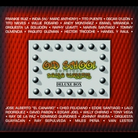 Couverture du titre Old School Original Salsa Classics