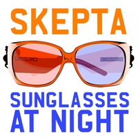 Cover of the track Sunglasses at Night - EP