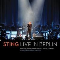 Couverture du titre Live in Berlin