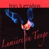 Couverture de l'album Trio Lumière: Lumière du tango