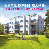 Cover of the track Anarchie und Alltag